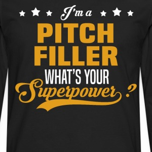 Pitch Filler - Men's Premium Long Sleeve T-Shirt
