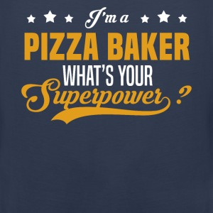 Pizza Baker - Men's Premium Tank