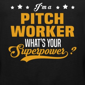 Pitch Worker - Men's Premium Tank