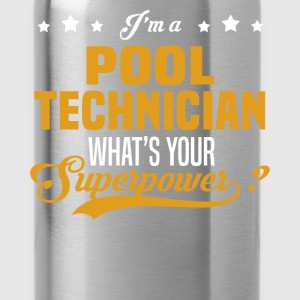 Pool Technician T-Shirts - Water Bottle