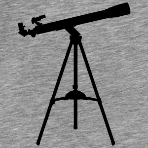Telescope Hoodies - Men's Premium T-Shirt