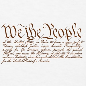 We the People Accessories - Men's T-Shirt