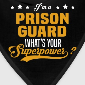 Prison Guard T-Shirts - Bandana