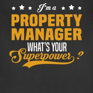 Property Manager - Adjustable Apron