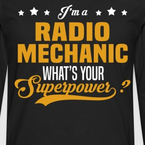 Radio Mechanic - Men's Premium Long Sleeve T-Shirt