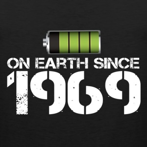 on earth since 1969 - Men's Premium Tank