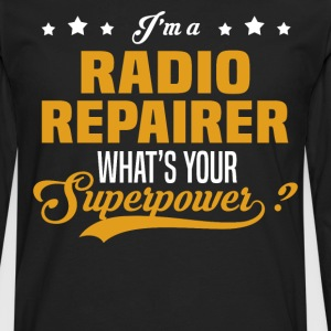 Radio Repairer - Men's Premium Long Sleeve T-Shirt