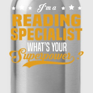 Reading Specialist - Water Bottle