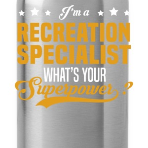 Recreation Specialist - Water Bottle