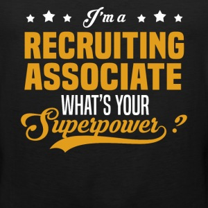 Recruiting Associate - Men's Premium Tank