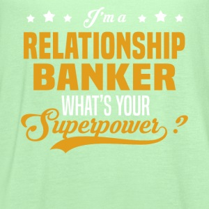 Relationship Banker - Women's Flowy Tank Top by Bella