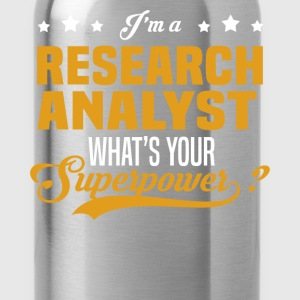 Research Analyst - Water Bottle