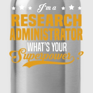 Research Administrator - Water Bottle