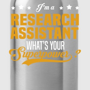 Research Assistant - Water Bottle