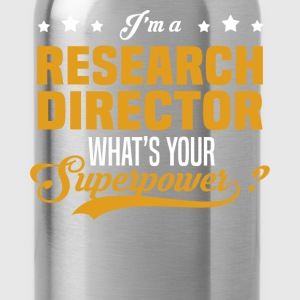 Research Director - Water Bottle
