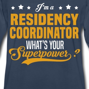 Residency Coordinator - Men's Premium Long Sleeve T-Shirt