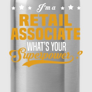 Retail Associate - Water Bottle