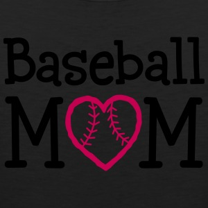 Baseball Mom T-Shirts - Men's Premium Tank