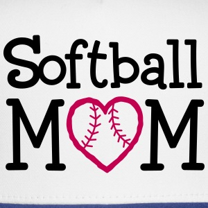 Softball Mom T-Shirts - Trucker Cap