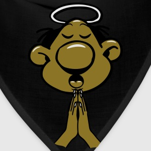 Head hands praying holy holy light T-Shirts - Bandana