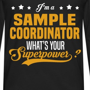 Sample Coordinator - Men's Premium Long Sleeve T-Shirt