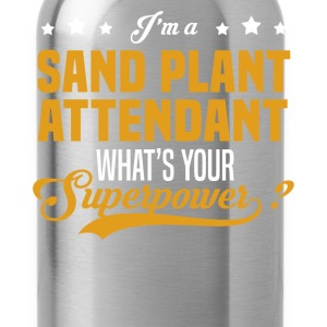 Sand Plant Attendant - Water Bottle