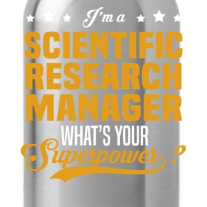 Scientific Research Manager - Water Bottle
