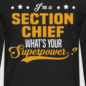 Section Chief - Men's Premium Long Sleeve T-Shirt