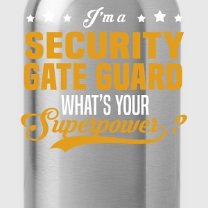 Security Gate Guard - Water Bottle