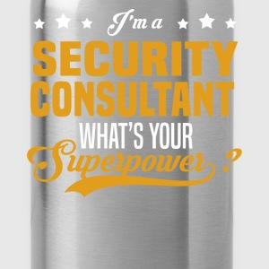 Security Consultant - Water Bottle