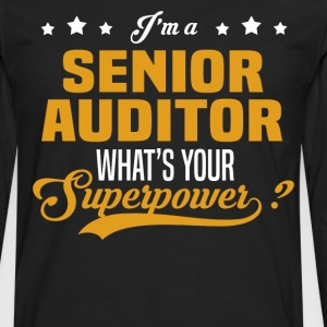 Senior Auditor - Men's Premium Long Sleeve T-Shirt