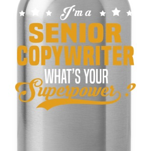 Senior Copywriter - Water Bottle