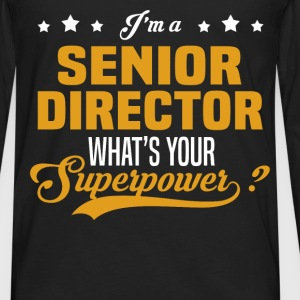Senior Director - Men's Premium Long Sleeve T-Shirt