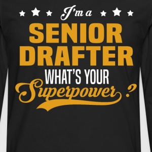 Senior Drafter - Men's Premium Long Sleeve T-Shirt