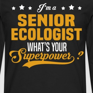 Senior Ecologist - Men's Premium Long Sleeve T-Shirt