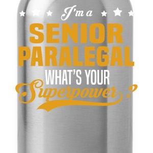 Senior Paralegal - Water Bottle
