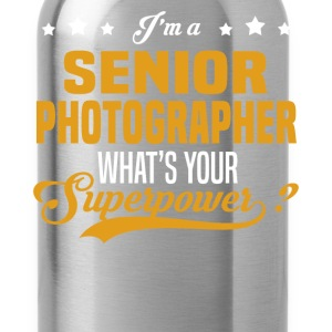 Senior Photographer - Water Bottle
