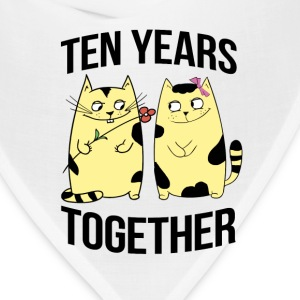 Ten years together - Bandana