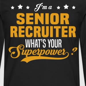 Senior Recruiter - Men's Premium Long Sleeve T-Shirt