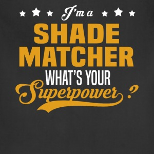 Shade Matcher - Adjustable Apron