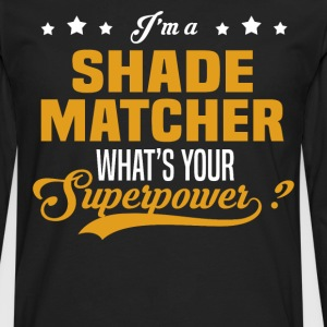Shade Matcher - Men's Premium Long Sleeve T-Shirt