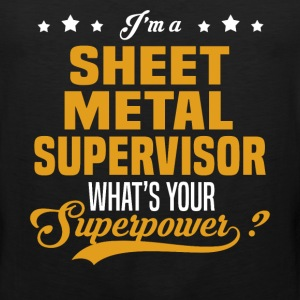 Sheet Metal Supervisor - Men's Premium Tank