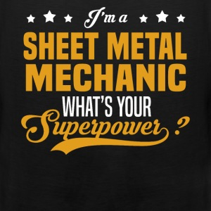 Sheet Metal Mechanic - Men's Premium Tank