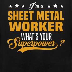 Sheet Metal Worker - Men's Premium Tank