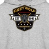 Grey Wolves Premium Tee Shirt - Men's Hoodie