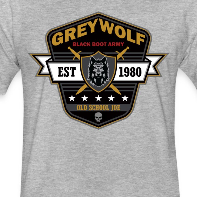 Grey Wolves Premium Tee Shirt