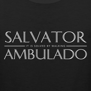 Salvator Ambulado - Men's Premium Tank