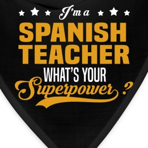 Spanish Teacher - Bandana