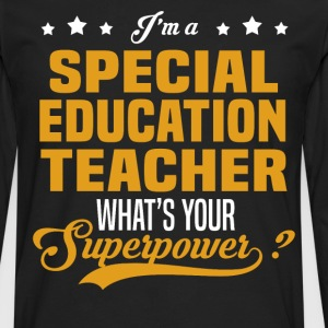 Special Education Teacher - Men's Premium Long Sleeve T-Shirt