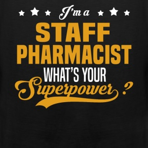 Staff Pharmacist - Men's Premium Tank